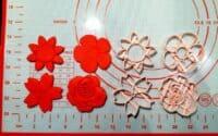 Κουπάτ Σφραγίδα Λουλούδι 3