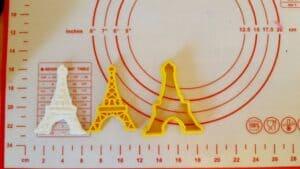 Κουπάτ Σφραγίδα Πύργος του 'Αιφελ 1