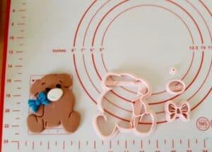 Κουπάτ Set Αρκουδάκι