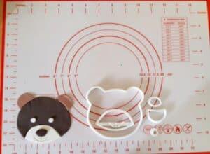 Κουπάτ Set Κεφάλι Αρκούδας