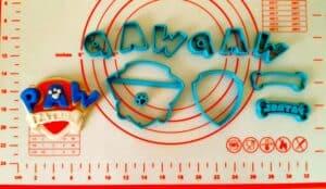 Κουπάτ Set Λογότυπο Paw Patrol