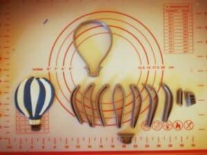 Κουπάτ Set Αερόστατο 3