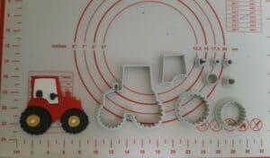 Κουπάτ Set Τρακτέρ
