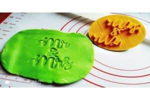 Σφραγίδα Mr & Mrs