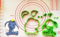 Κουπάτ Set Ελέφαντας Νο1