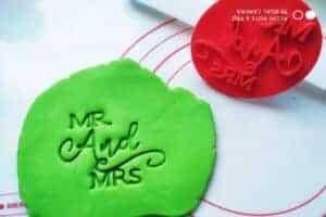 Σφραγίδα Mr and Mrs