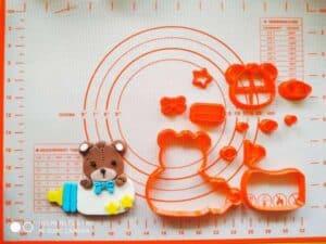Κουπάτ Set Αρκουδακι Με Μπιμπερο