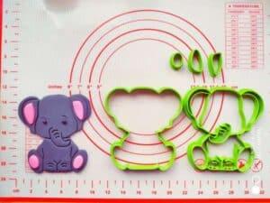 Κουπάτ Set Ελέφαντας Νο 4