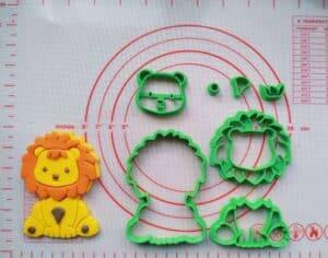 Κουπάτ Set Λιοντάρι 2