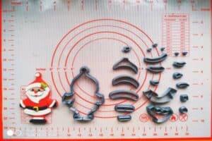 Κουπάτ Set Άγιος Βασίλης