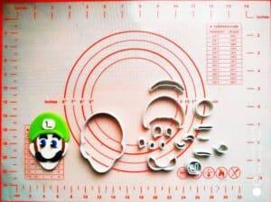 Κουπάτ Set Luigi Πρόσωπο