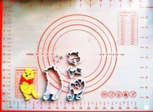 Κουπάτ Set Winnie The Pooh No1