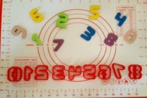 Κουπάτ Set Αριθμοί