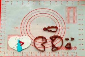 Κουπάτ Set Φιλιά σε Καρδιά