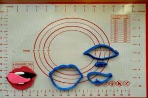 Κουπάτ Set Χείλια