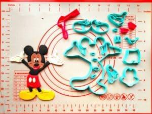 Κουπάτ Set Mickey Mouse Ολόσωμο
