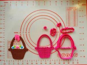 Κουπάτ Set Καλαθάκι με Αυγά