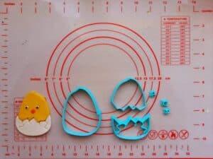 Κουπάτ Set Κοτοπουλάκι με Αυγό 2