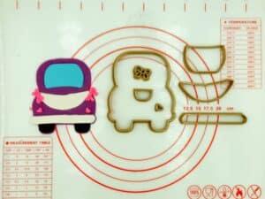 Κουπάτ Set Νυφικό Αμάξι