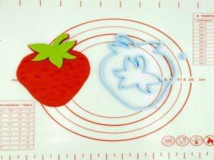 Κουπάτ Set Φράουλα