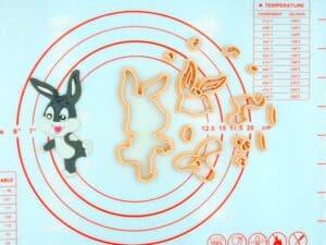 Κουπάτ Set Bugs Bunny Looney Tunes