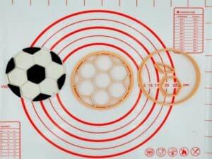 Κουπάτ Set Μπάλα Ποδοσφαίρου