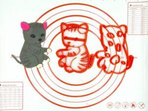 Κουπάτ Set Γάτα Νο2