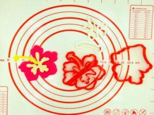 Κουπάτ Ιβίσκος Τροπικό Λουλούδι
