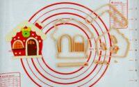 Κουπάτ Set Χριστουγεννιάτικο Σπιτάκι Νο3